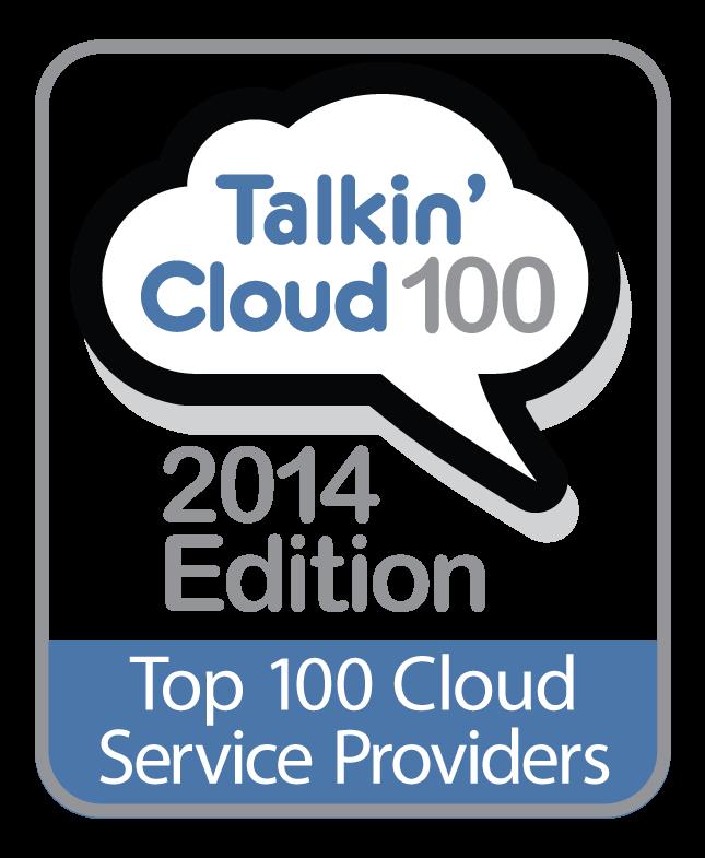 TalkinCloud100_Logo2014