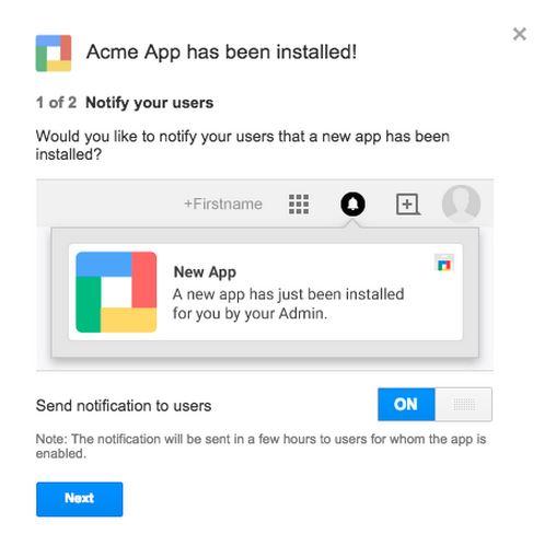 acme app