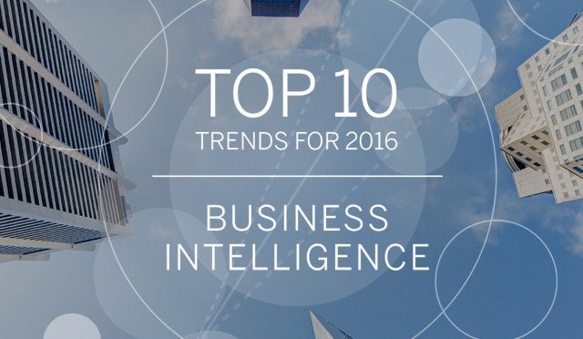 Tendencias Business Intelligence