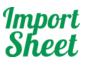Import Sheet