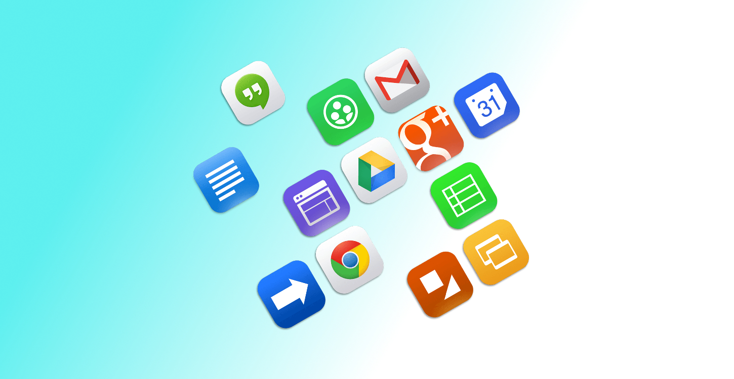 Google Apps- transformacion digital