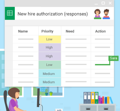 G Suite for HR