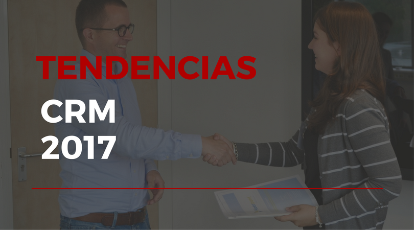 Tendencias CRM
