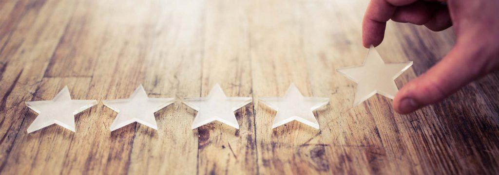 Nuestros Clientes 5 estrellas