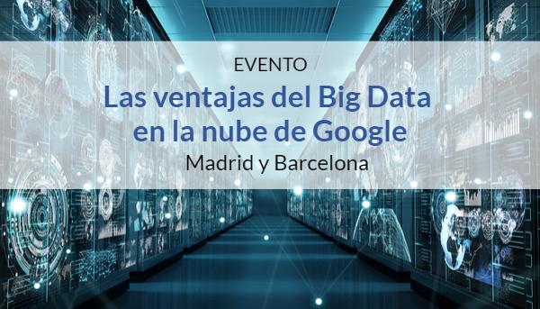 Evento Big Data Google