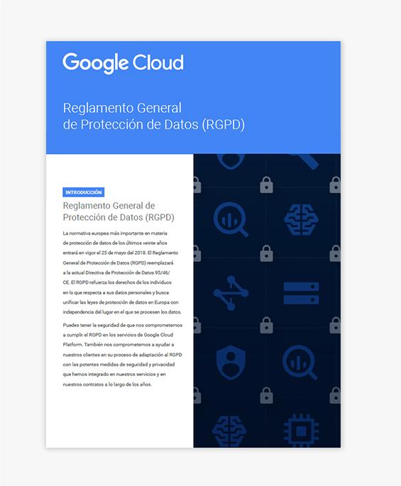 RGDP Google whitepaper