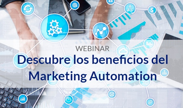 Evento: Descubre las ventajas del Marketing Automation