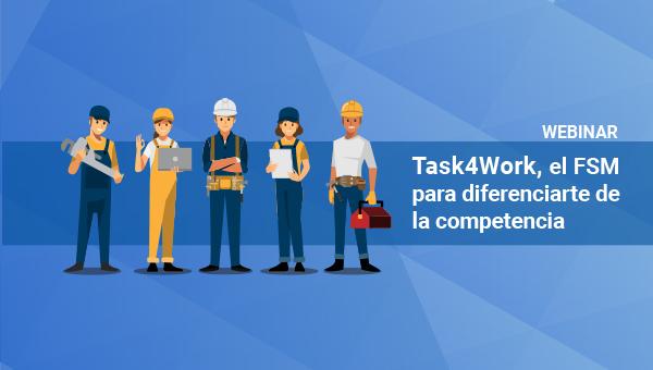 Field Service - Task4Work