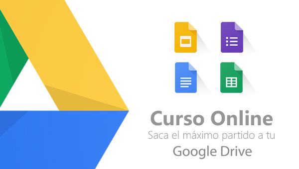 Curso: Saca el máximo partido a tu Google Drive