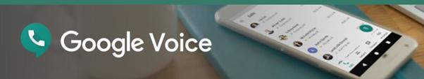 Cabecera Google Voice