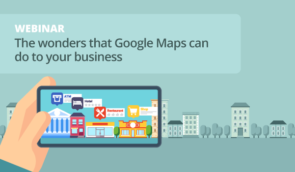 Webinar Google Maps Platform Business