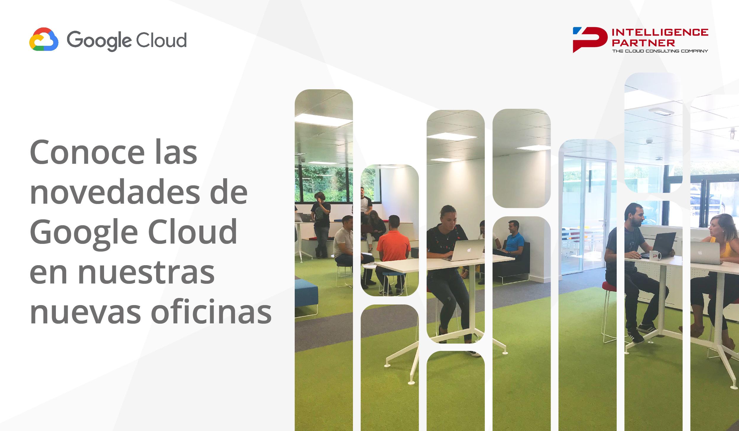 novedades Google Cloud