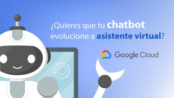 Chatbots Google webinar