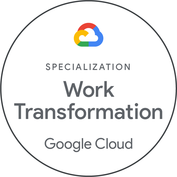 Work Transformation Partner Specialization