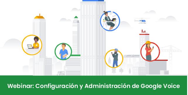 Configuracion y administracion Google Voice