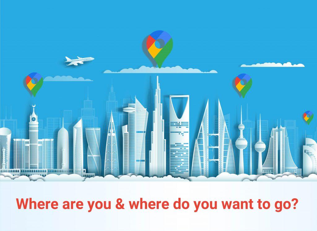 Where are you & where do you want to go? (Webinar