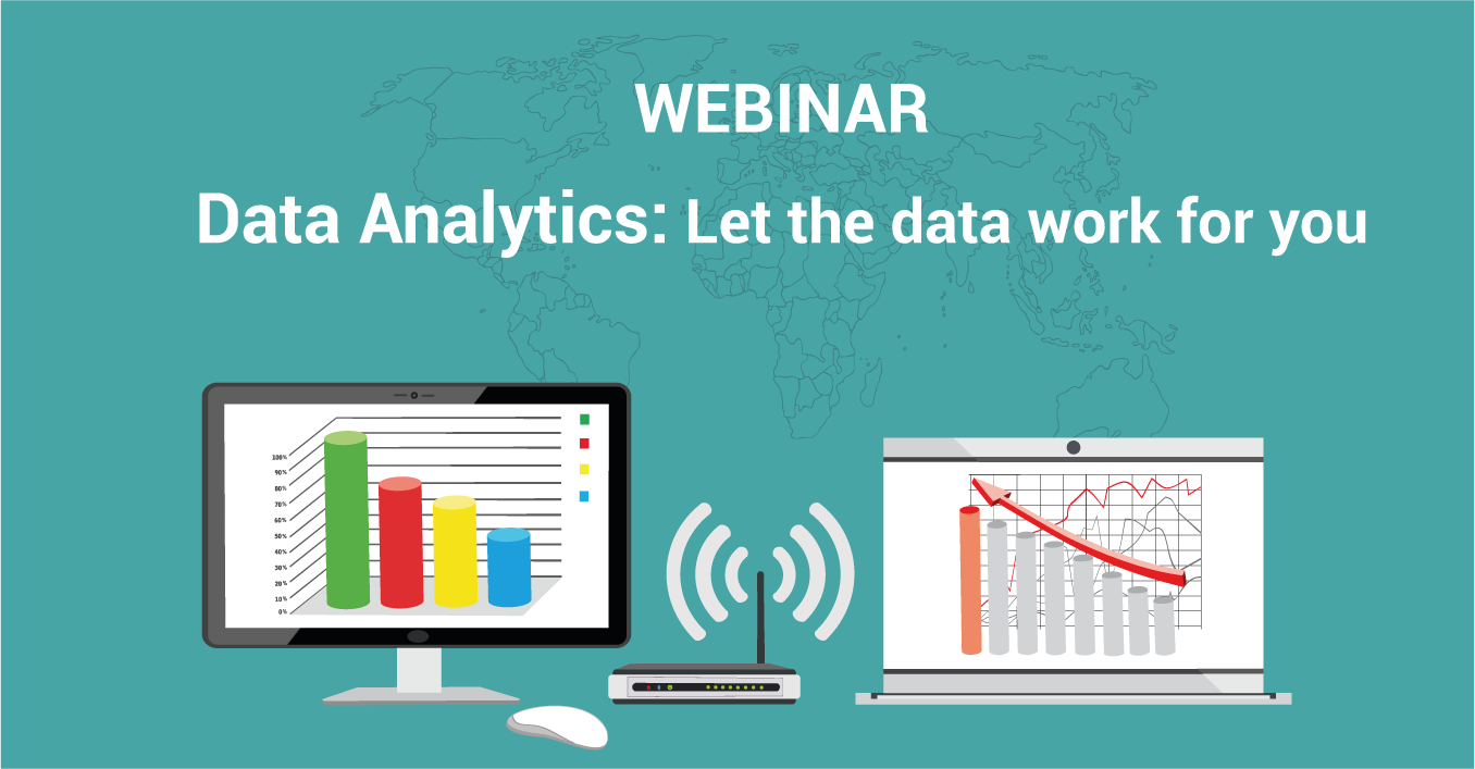 Data Analytics: Let the data work for you