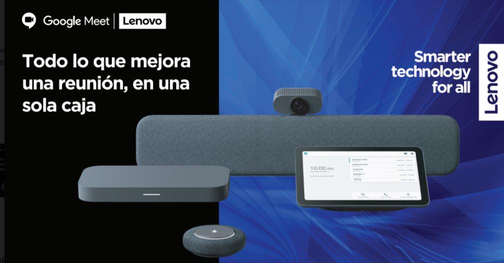 Google Meet Lenovo