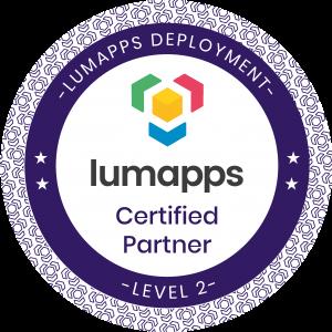 LumApps Certified Partner
