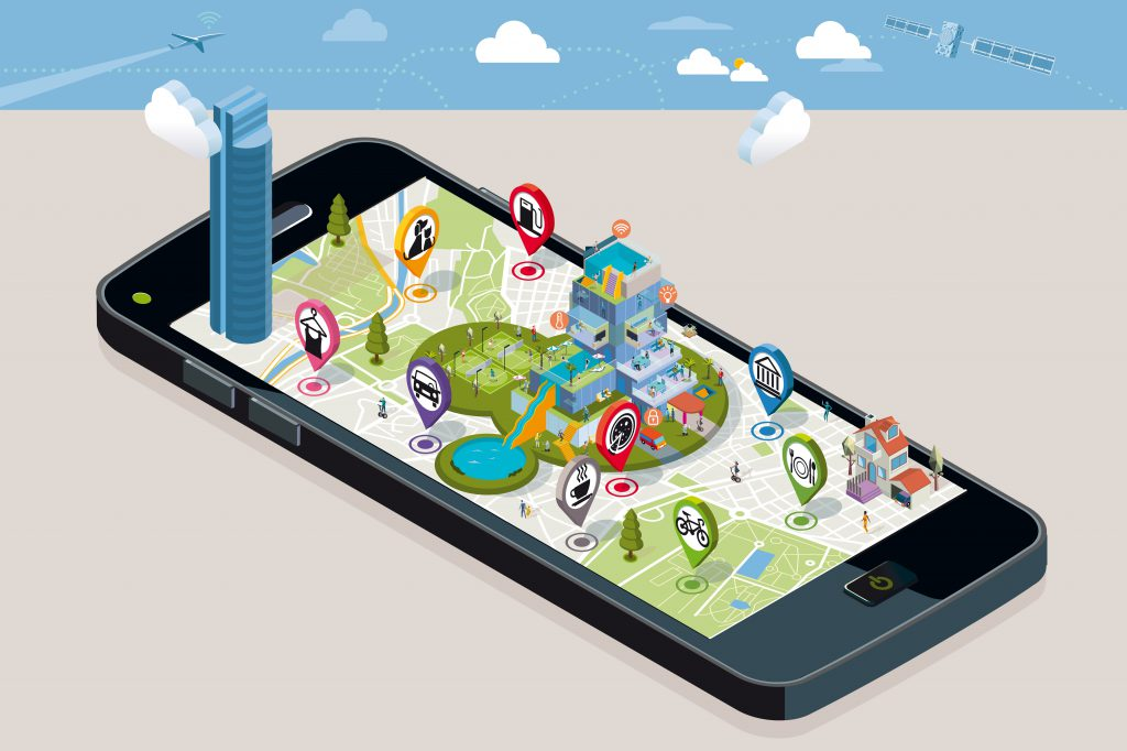 Google Maps Location Intelligence