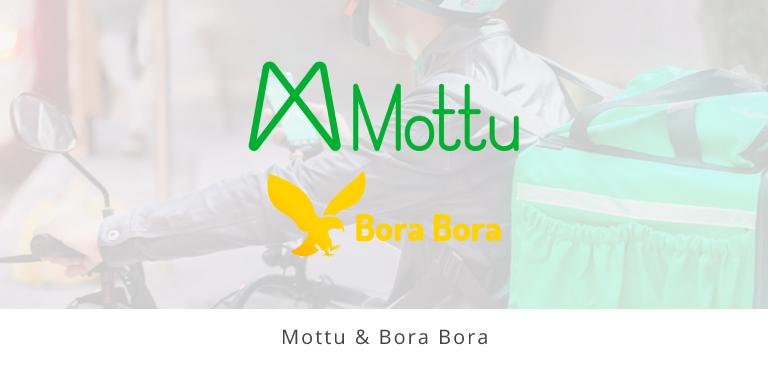 Mottu & Bora Bora